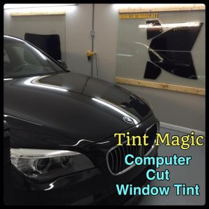 Tint Magic Computer Cut Window Tinting