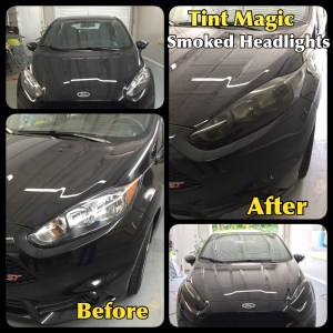 Ford Fiesta at Tint Magic Window Tinting Coral Springs