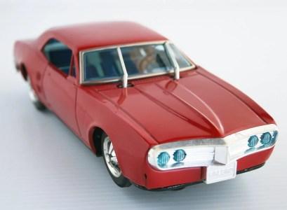Pontiac Firebird Bandai Japan