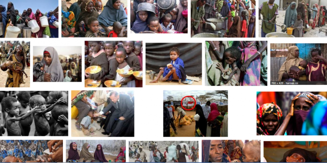 bencana somalia