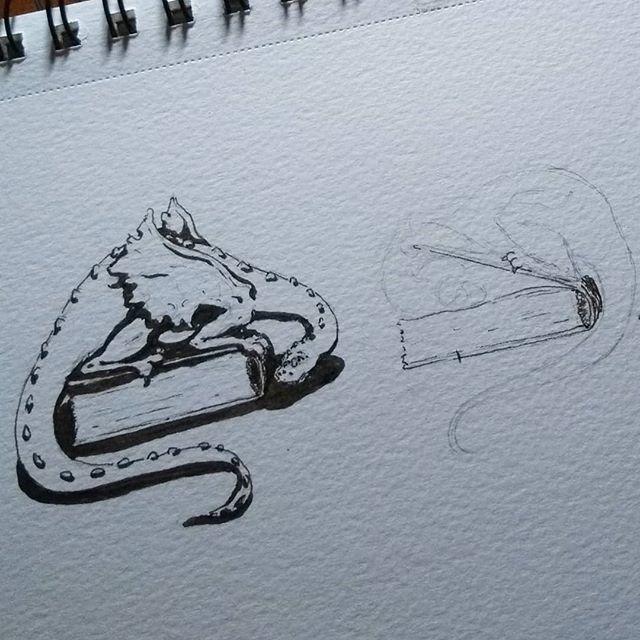 Instadragon Art