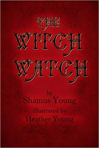 Book Cover: The Witch Watch