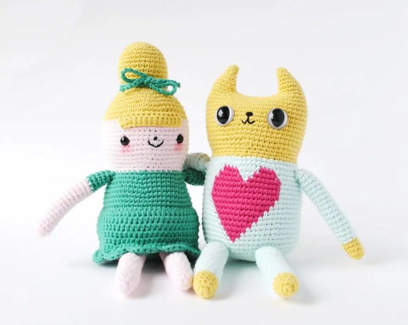 Amigurumi For Dummies Book : Designer amigurumi crochet book review! u2013 tiny curl crochet