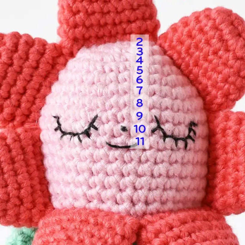 Amigurumi for Beginners Eyes Embroidery Tutorial for Crochet ... | 820x820