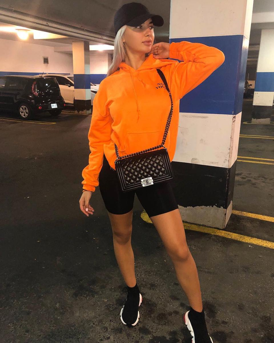 Angelika Babekov Can Do Anything For That Money, B--ch Is Trouble