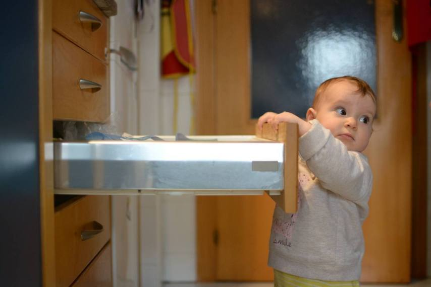 The Importance of Babyproofing