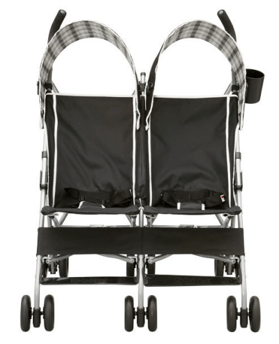 Best side by side double stroller