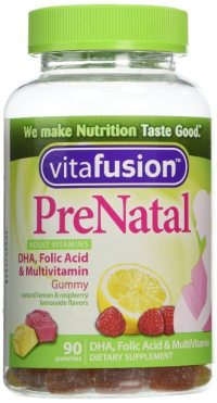 Best over-the-counter prenatal vitamins with DHA