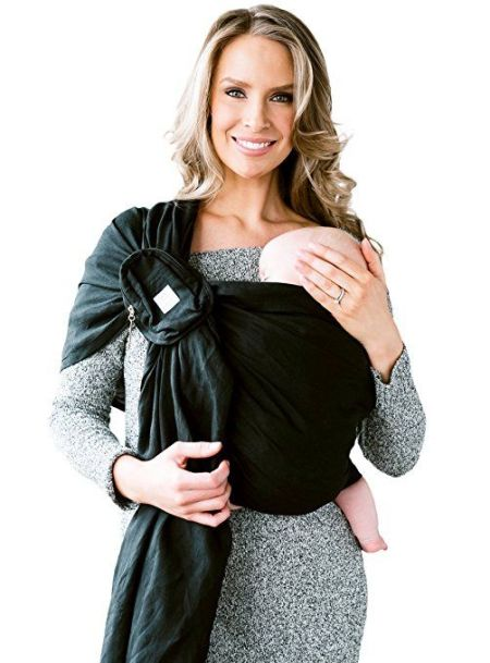 36d008cf5ff Best Ring Sling for Toddler – Carry Your Child Comfortably - Tiny Fry