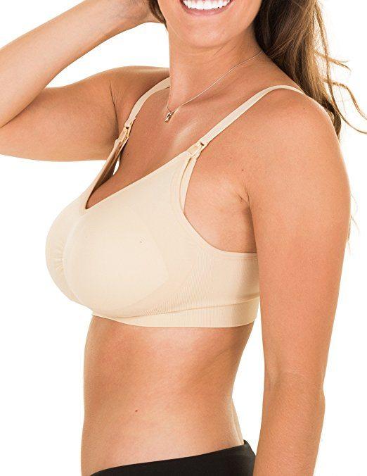 Best nursing bra for large bust