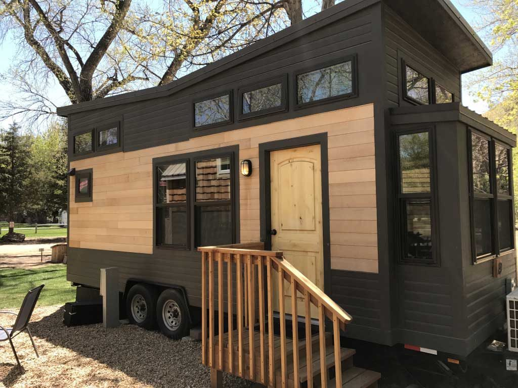 Sprout Mancave Tiny House