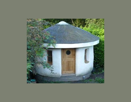 Strawbale innovation in the uk for Straw bale home designs