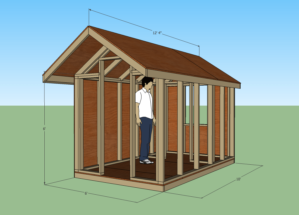 Lightweight tiny house concept for Small house lighting design