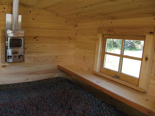 Tiny Home Designs: Tumbleweed Vardo Plans