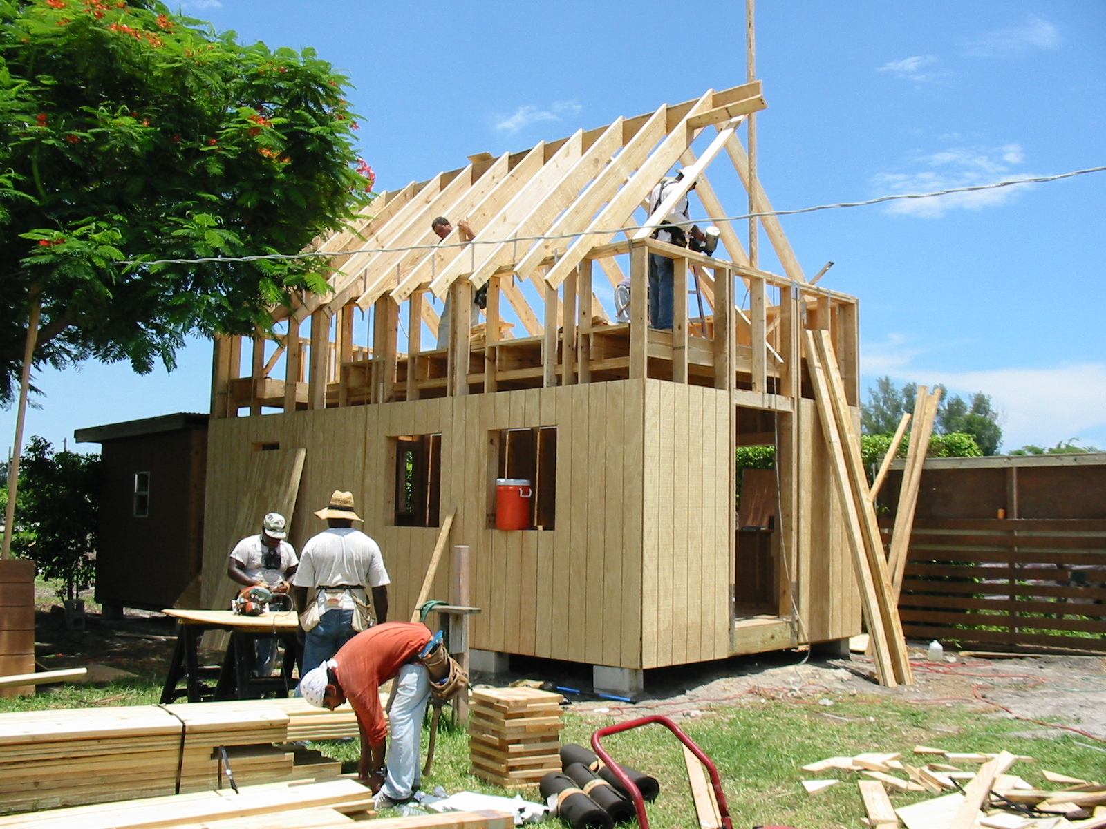 Do It Yourself Home Design: Keith Is Building The 12×24 Homesteader's Cabin