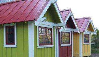 812 Tiny House Free Plans