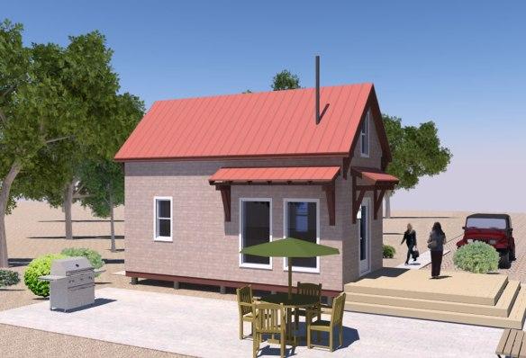 Homesteader's Cabin 2