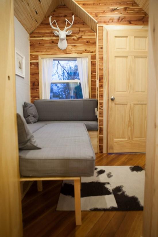 Jamisons Tiny House - Interior