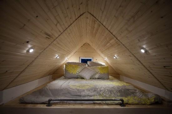 Jamisons Tiny House - Loft