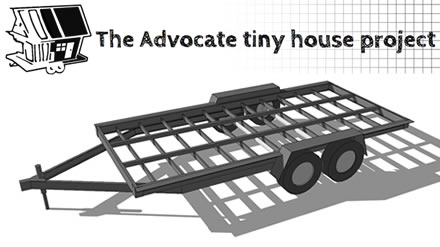 The Advocate Tiny House Project
