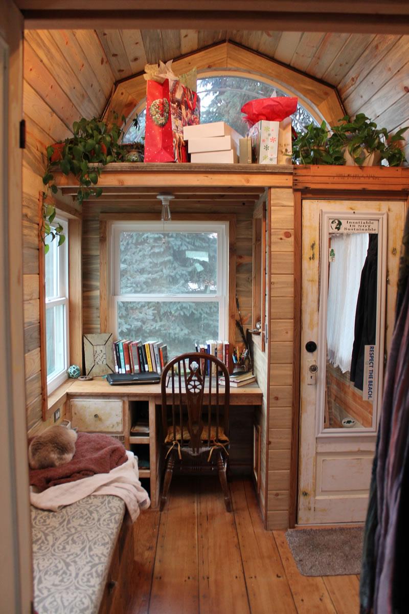 April Anson S Tiny House