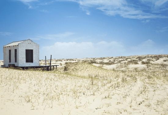 Beach House in Uruguay - In Landscape