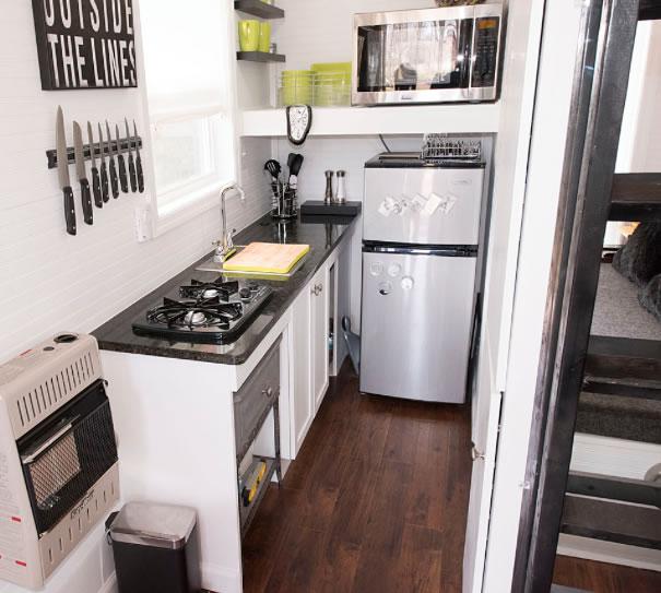 Tiny House Kitchen Designs Design