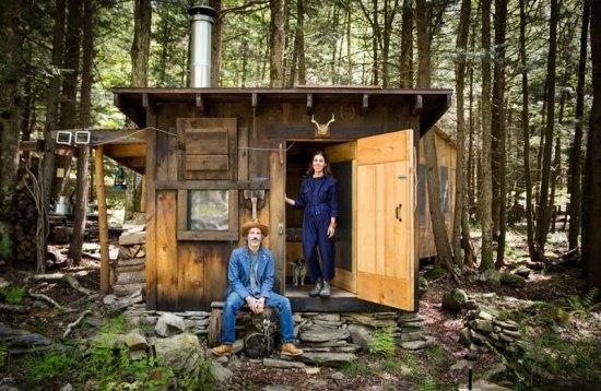Milanville Cabin - Byan and Lauren - by Backyard Bill