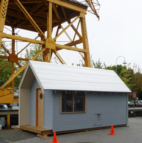Tiny House for the Homeless