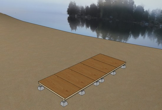 Uncut Tiny House v3 05 Floor Decking
