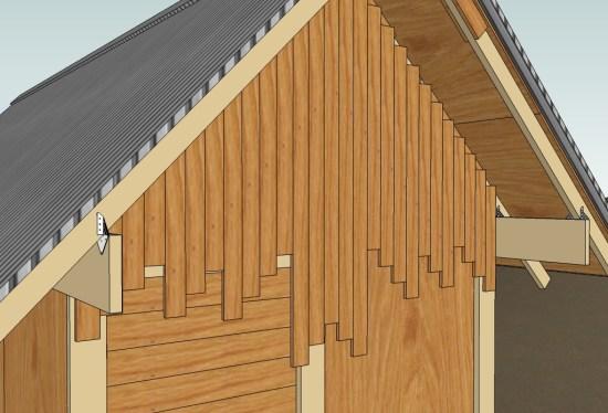 Uncut Tiny House v3 36 Gable Detail