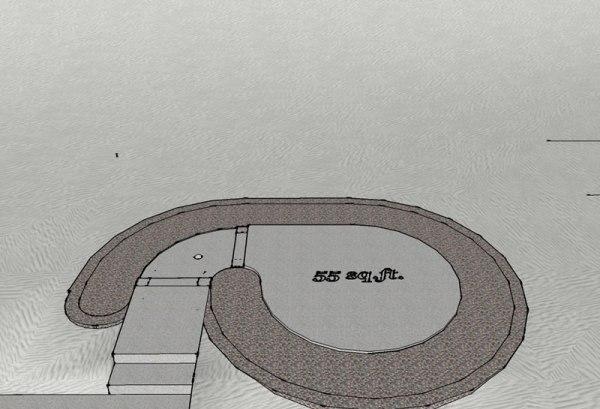 Spiral Shelter - Step 1
