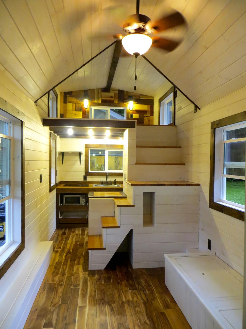 Tiny Home Designs: Brevard Tiny House Company