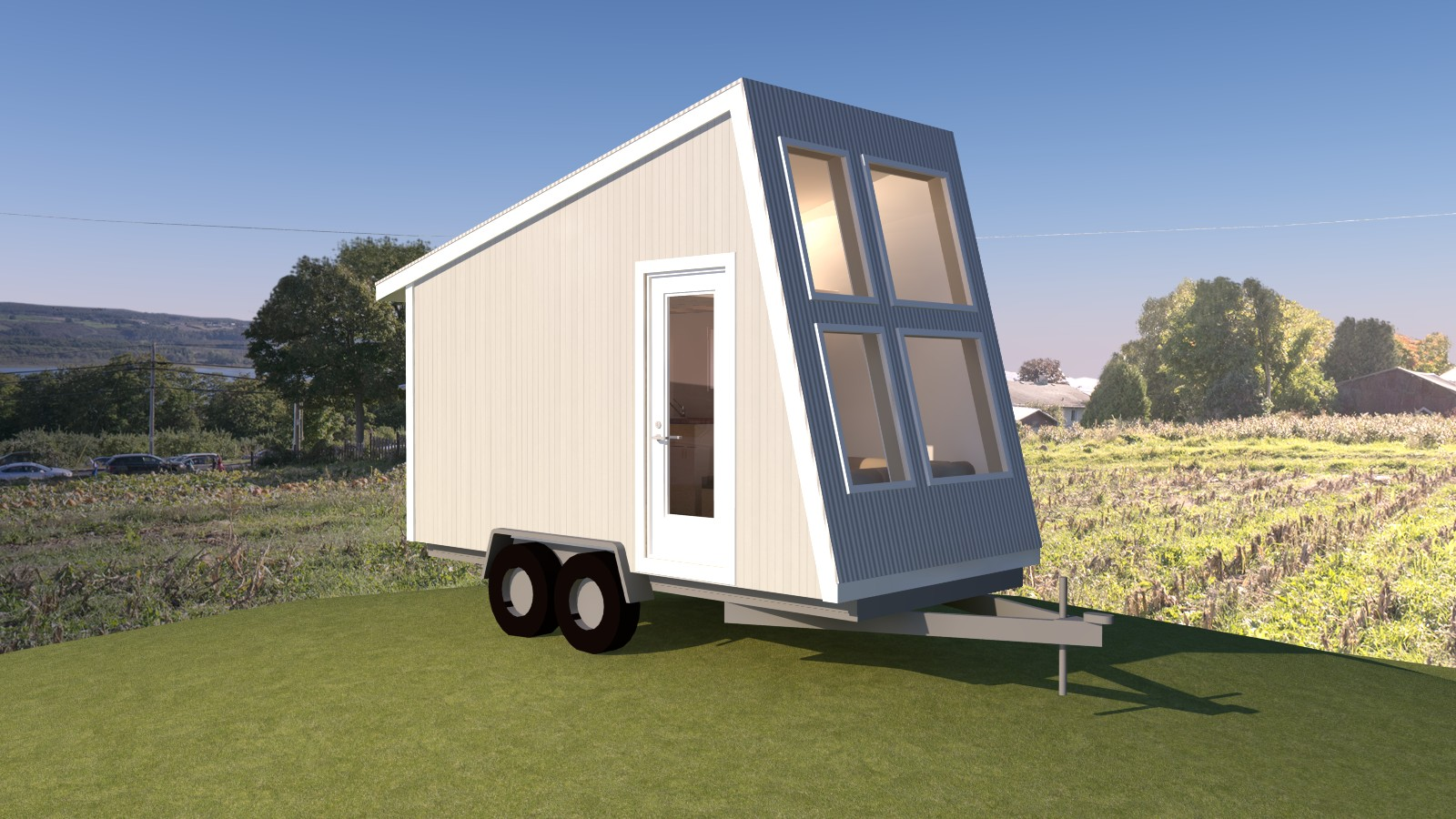 18 tiny house designs for Tiny house blueprint maker