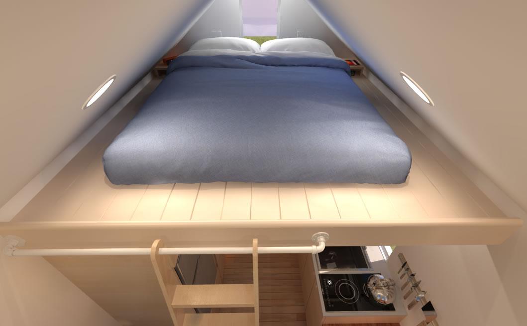 Philo 12 Interior Loft