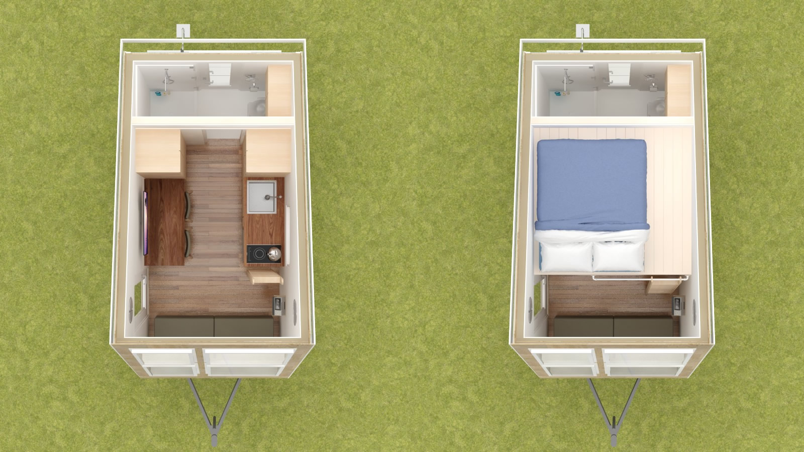 anchor bay 16 tiny house plans. Black Bedroom Furniture Sets. Home Design Ideas