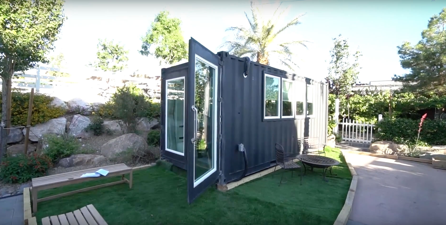 container homealternative living spaces