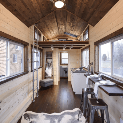 napa edition by mint tiny homes - Tiny Home Designers
