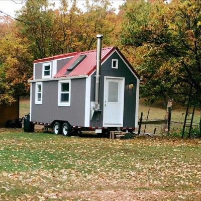 Tiny House Design – Design a More Resilient Life