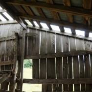Barn Wood and Rusted Metal