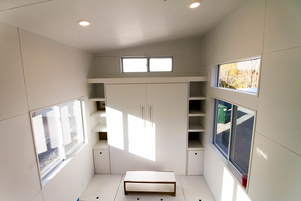 Interior 2 - The Modern Mini by Liberation Tiny Home
