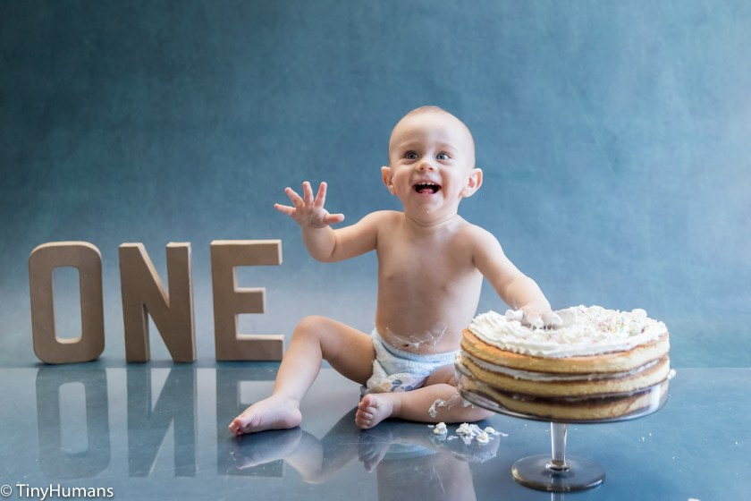 Paul is one year old – Happy birthday!
