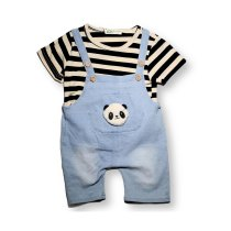 Dungarees Suit 1009773