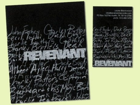 John Fahey's Revenant label starting up production again; expect a bitter turf war with Dust-to-Digital