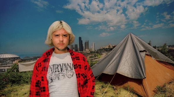 Kurt Cobain Exhibit Opens At Seattle Art Museum Much To