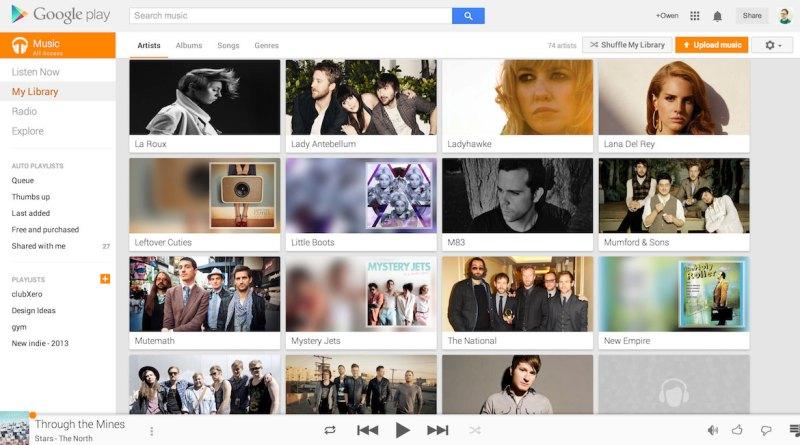google play music 02