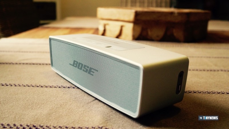 bose soundlink mini II TN 03