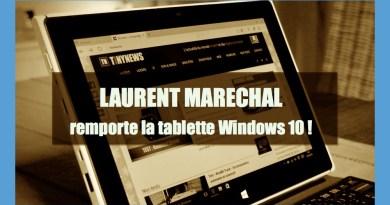 Winner-tablette