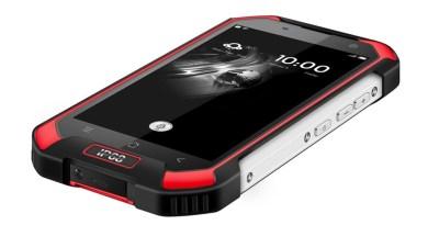 #BONPLAN – BLACKVIEW BV6000S – Un smartphone étanche qui tient la route à 105€