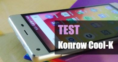 konrow cool-k test